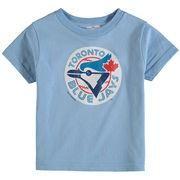 #Spring #AdoreWe #MLBShop.com - #MLBShop.com Toddler Soft As A Grape Light Blue Toronto Blue Jays Cooperstown Collection Shutout T-Shirt - AdoreWe.com