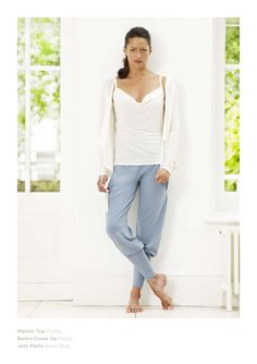 The new Wellicious Jazz Pants...let's dance!