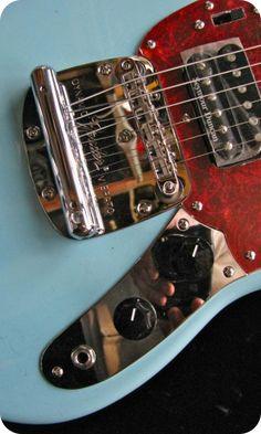Fender 'Kurt Cobain' Mustang