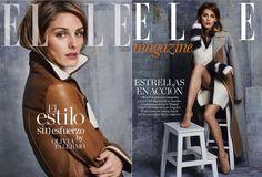 Olivia for Elle España