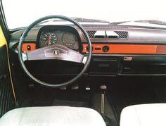 VW Polo 1 innen