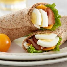 Cheese Wrap, Ham And Cheese, Free Coupons By Mail, Appetizers For Party, Tasty, Nutrition, Meals, Breakfast, Ethnic Recipes