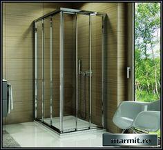 Cabina dus TopLine TOE3G+D | Marmit - Obiecte sanitare Simple, Room, Furniture, Home Decor, Cabins, Faucet, Bedroom, Decoration Home, Room Decor
