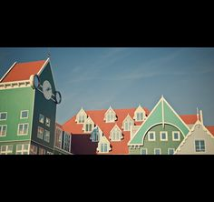 United Rooftops of Zaandam
