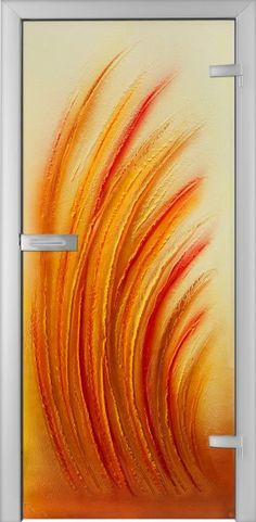 Fused Glass Doors - Roccolto 01
