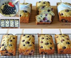 Banana Buttermilk Blueberry Bread Is Delicious   The WHOot