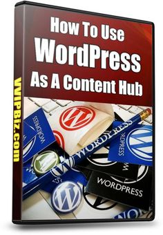WordPress As A Content Hub MRR/ Giveaway Rights