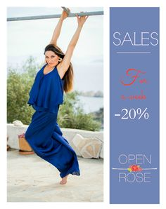 #sales #all #pants #20% #off #untill #saturday #14may  <3 www.openrose.gr <3