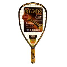 141a5ff2fa78 Find E-Force Chaos Racquetball Racquet today at Modell s Sporting Goods.  Shop online or visit one of our stores to see all the Racquet Sports items  we have ...