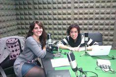 """""""Jueves de Coaching"""" en OndaCero Puertollano entrevistada por Alma Navarro."""