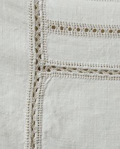 Hand Crochet, Traditional Outfits, Fashion Details, Hand Embroidery, Diy And Crafts, Sewing, Style, Needlepoint, Lace