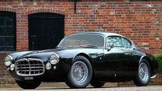 1955 Maserati A6G-54 Frua Berlinetta