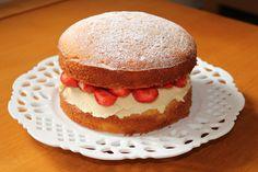 Rachel Cotterill: Cake Etiquette and a Victoria Sponge Recipe