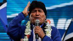 """Evo Morales promete un """"mazazo al imperio"""" en el cierre de su campaña – RT"""