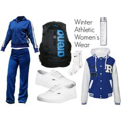 """Cheerleading - Winter Wear"" by eappah on Polyvore"