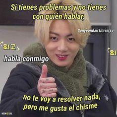 Foto Jungkook, Foto Bts, Bts Taehyung, Bts Jimin, Meme Faces, Funny Faces, Love You Meme, Bts Face, Spanish Memes