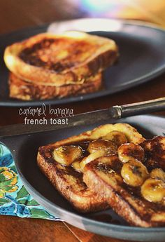 Decadent french toas