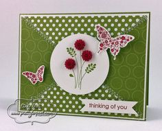 Embellished Events and Papillon Potpourri stamp sets - Cindy Hall Cricut Cards, Stampin Up Cards, Card Making Inspiration, Making Ideas, Papillion Butterfly, Stampin Up Catalog, Butterfly Cards, Sympathy Cards, Stamp Sets
