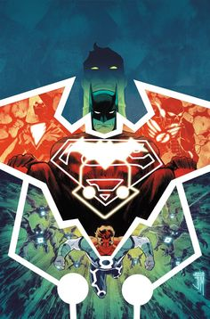 Justice League: Darkseid War - Batman/Superman by Franci Manapul *