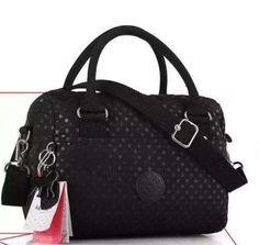 Kipling-BEONICA-Black-Dot-Emb-Crossbody-bag