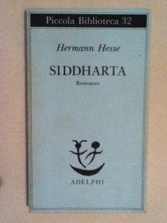 BookWorm & BarFly: Siddharta - Hermann Hesse (1922)