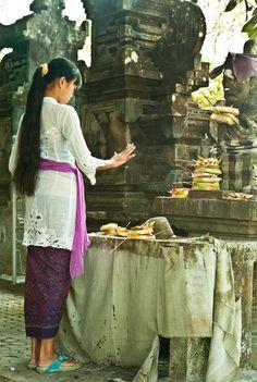 Bali Prayer