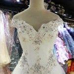 Jenan off-shoulder lace princess wedding dresses - WeddingOutlet.co.nz   Wedding Outlet  Wedding Dresses Online   Bridesmaid Dresses   Wedding Favours