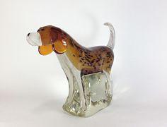 Blown glass  ~ Beagle Bailey