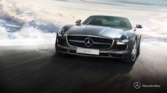 Mercedes Sls Amg Black Series Vs Porsche Gt Wallpaper Mercedes