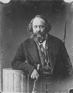 Михаил Александрович Бакунин (фото Феликса Нодара)