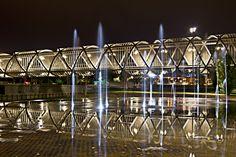 Semana 5. Puente de la Arganzuela. Madrid Rio.
