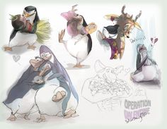 Want to discover art related to madagascar? Check out inspiring examples of madagascar artwork on DeviantArt, and get inspired by our community of talented artists. Dreamworks Movies, Dreamworks Animation, Cartoon Shows, Cartoon Art, Madagascar Movie, Penguin Art, Crazy Funny Memes, Funny Cartoons, Manga