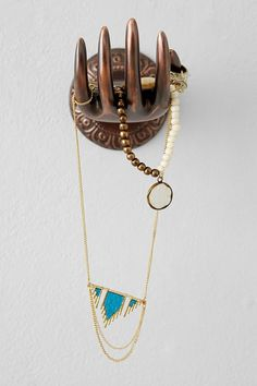 Magical Thinking Wall Hand Jewelry Organizer - Urban Outfitters