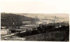 0461 Meltham Mills valley.