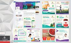 Farmácia BioHelicônia | Gerenciamento e criação de conteúdo, atualização e análise das redes sociais.