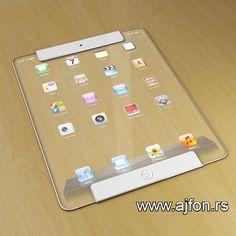 Novi providni iPad koncept [video]