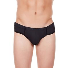 Just a little cheek show men's briefs by KamaMan's LaIntimo collection