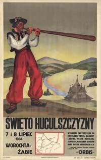 1934 - Święto Huculszczyzny.