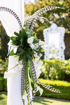 wedding ceremony idea; photo: Embrace Life Photography