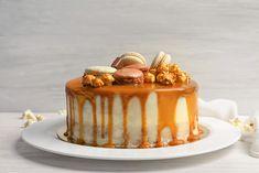 1 alap, 5 krémes tortacsoda az ünnepekre | Mindmegette.hu Cake Cookies, Fondant, Panna Cotta, Caramel, Wall Lights, Pudding, Plates, Ethnic Recipes, Image Plate