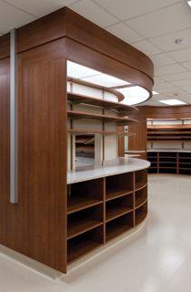 R.C. Smith Modular Pharmacy Casework Systems