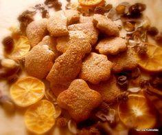Ciasteczka miodowo-cynamonowe