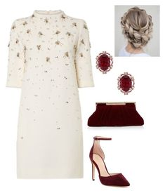 """Untitled #663"" by lovelifesdreams on Polyvore featuring Rachel Zoe"