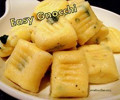 How To Make Easy Gnocchi - Lovefoodies