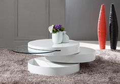 swivel coffee table - Google Search