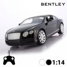 www.iausi.com - Bentley Continental GT ferngesteuertes Auto