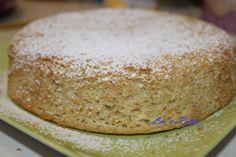 Leo & Poldo: Angel cake con caramello agli agrumi