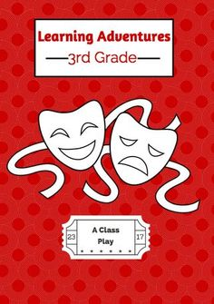 This is a 14 page script that reflects on a third grade curriculum in the form of a very creative and engaging play/assembly. The play is written in three scenes that cover three distinct topics typical of a third grade program.