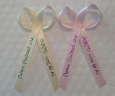 25 Personalized Printed Ribbons for Wedding/Favor for sale online Wedding Makeup Tips, Wedding Advice, Diy Wedding, Wedding Events, Wedding Favors, Wedding Ideas, Dream Wedding, Wedding Invitations, Wedding Planning Checklist