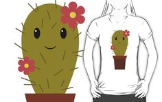 Cute baby girl cactus T-Shirts & Hoodies by mrhighsky on redbubble